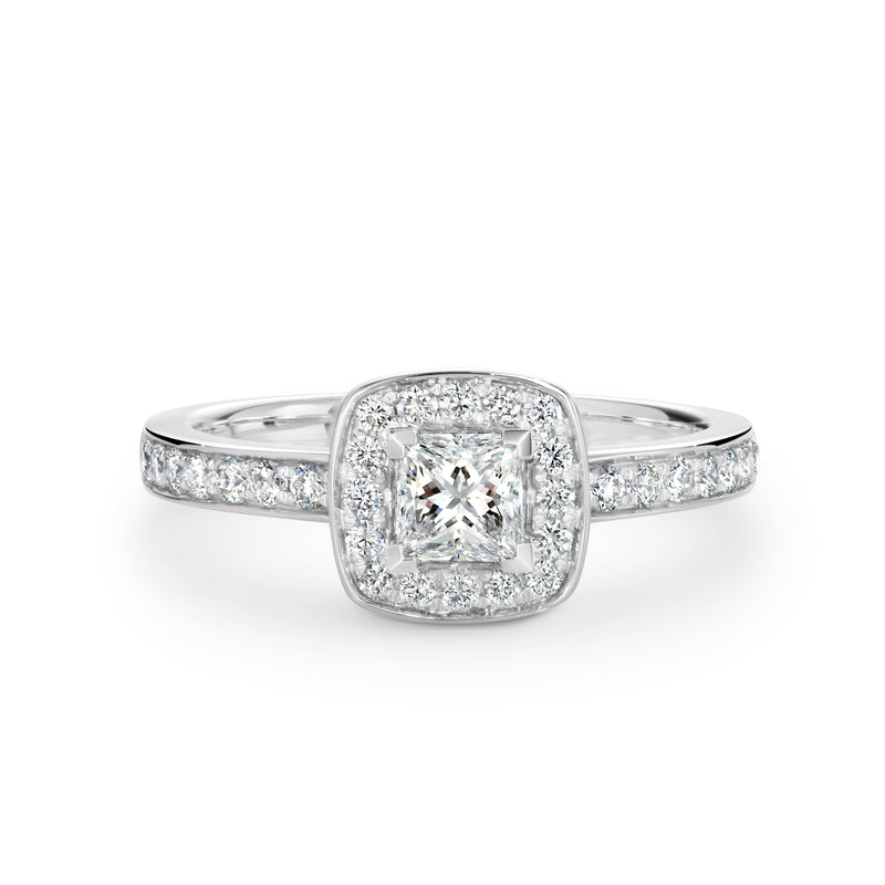 Lucy Engagment Ring - Duffs Jewellers