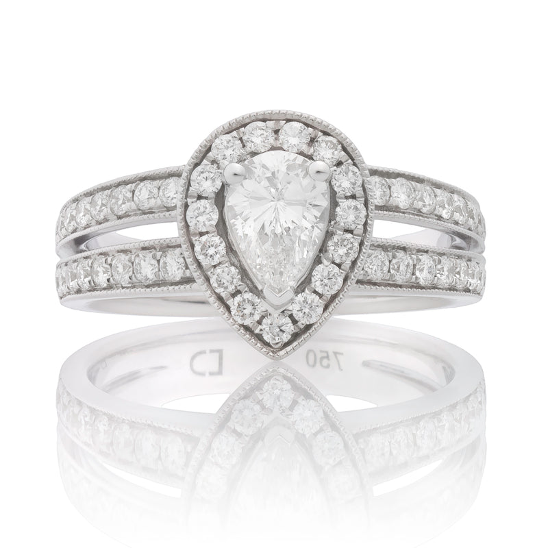 Alexandra Engagment Ring - Duffs Jewellers