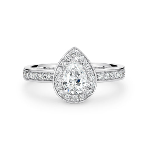 Grace Engagment Ring - Duffs Jewellers