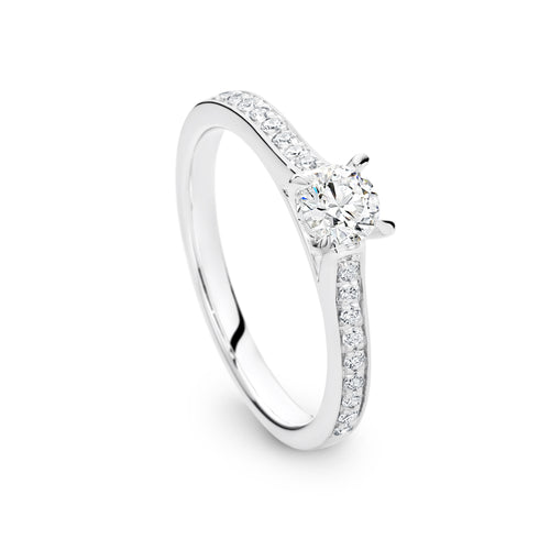 Ellie Engagment Ring - Duffs Jewellers