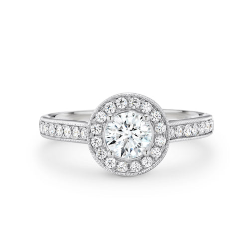 Emma Engagment Ring - Duffs Jewellers