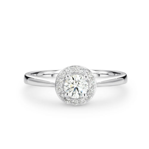 Sarah Engagment Ring - Duffs Jewellers