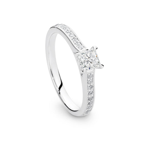 Alexis Engagment Ring - Duffs Jewellers