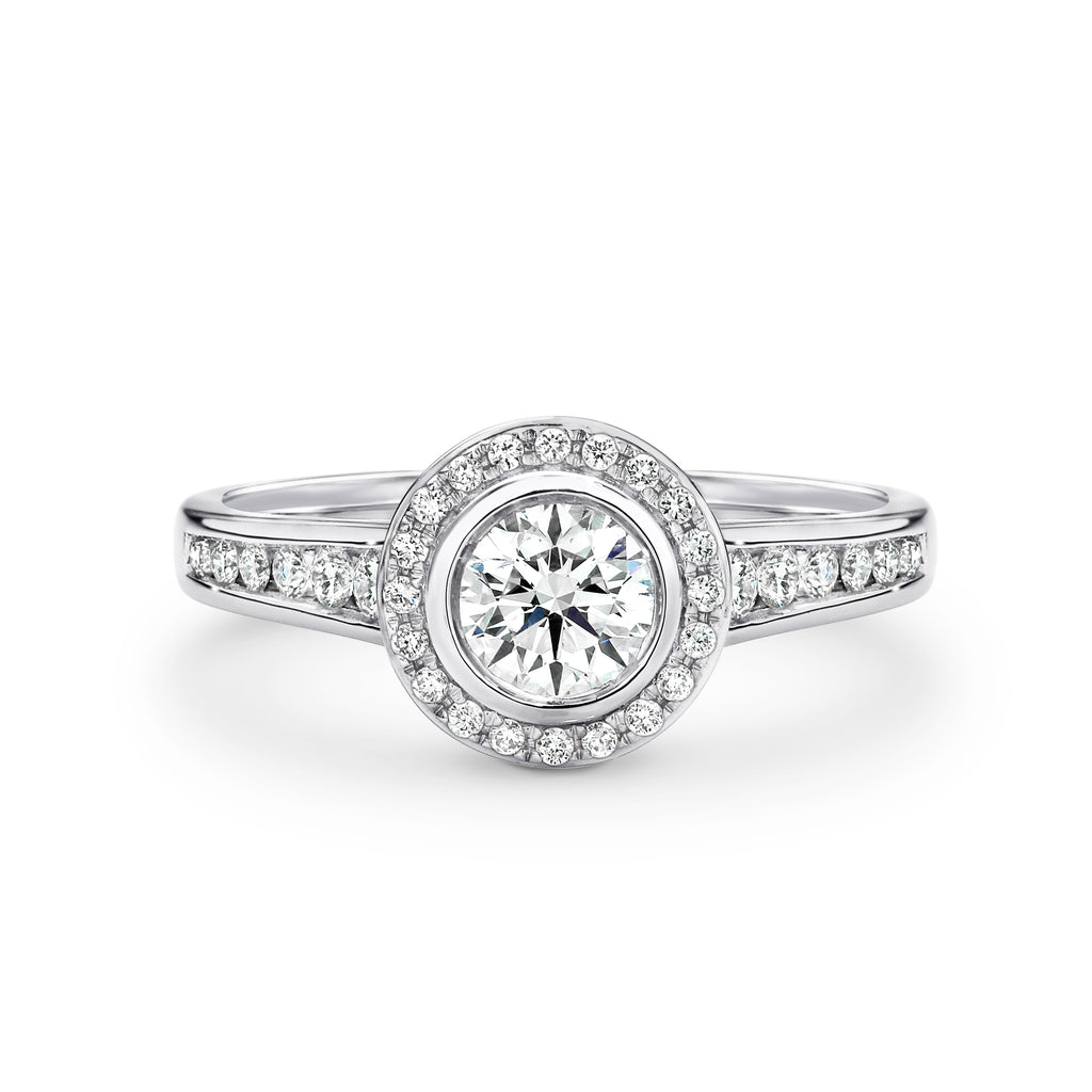 Emily Engagment Ring - Duffs Jewellers