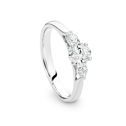 Isabella Engagment Ring - Duffs Jewellers