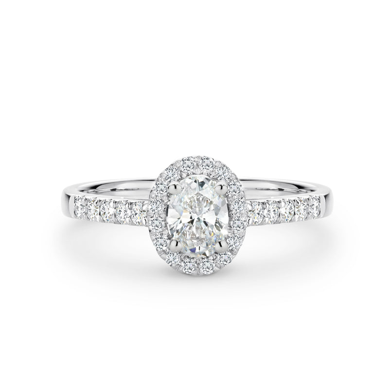 Hannah Engagment Ring - Duffs Jewellers