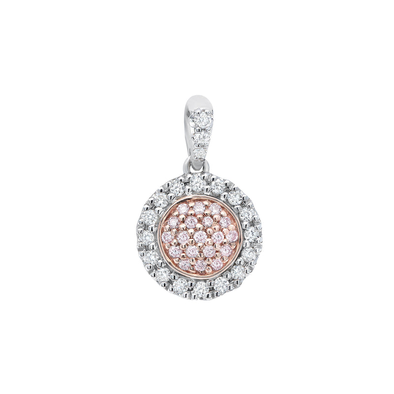 Argyle Pink Diamond Pendant - Duffs Jewellers