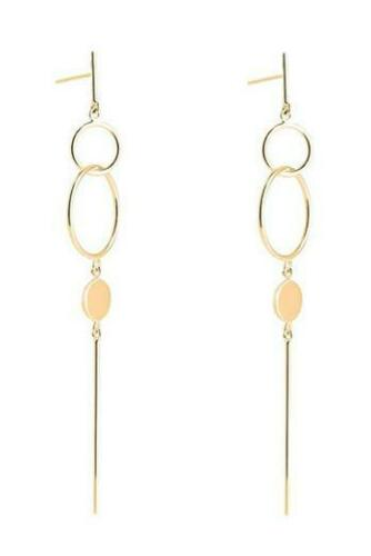 Najo Chant Earrings (Gold Plated) - Duffs Jewellers