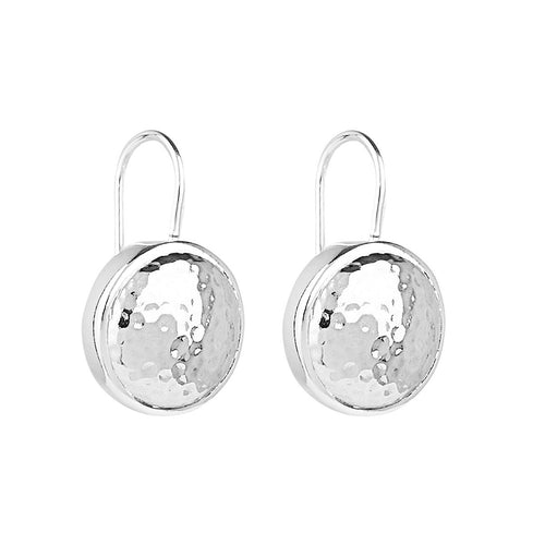 Najo Grand Silver Glow Earring - Duffs Jewellers