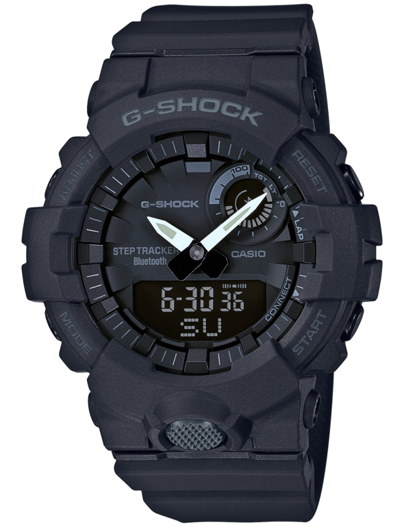 G-SHOCK STEP TRACKER GBA800-1A