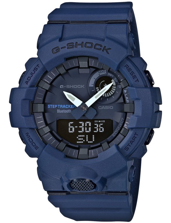 G-SHOCK STEP TRACKER GBA800-2A