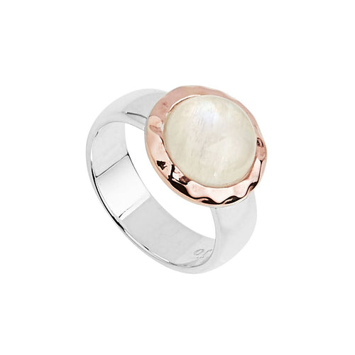 Najo Dover Ring Moonstone - Duffs Jewellers