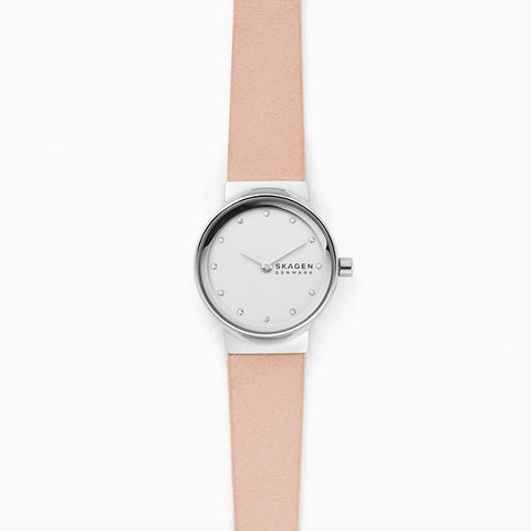 Skagen Freja Pink Analogue Watch