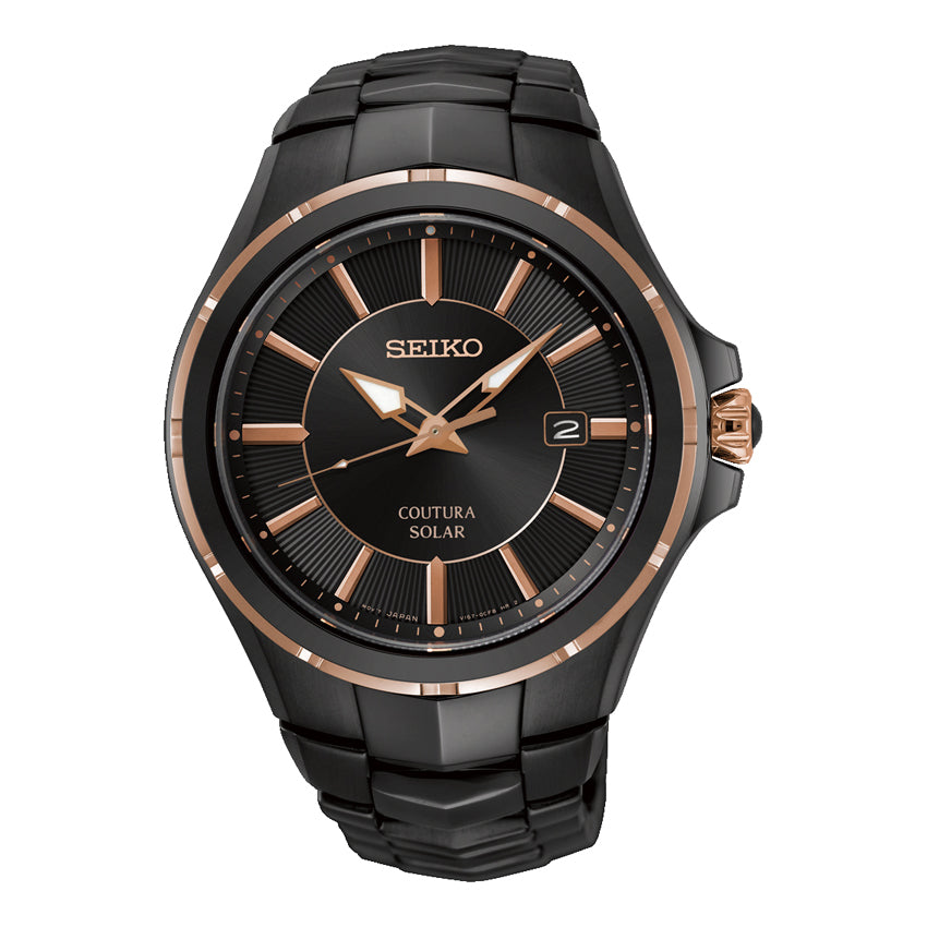 Gents Coutura Solar Dress Watch - Duffs Jewellers