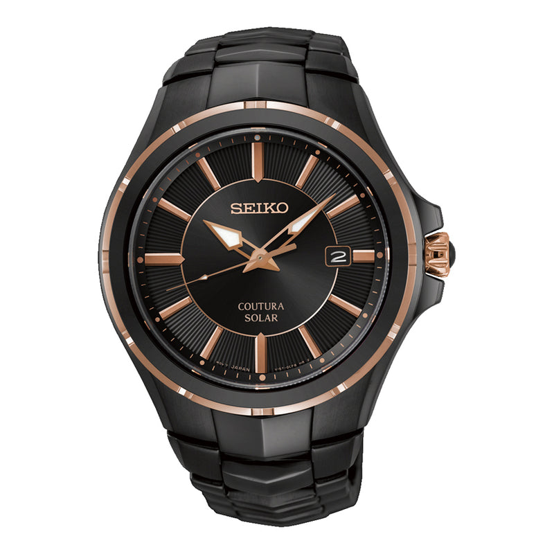 Gents Coutura Solar Dress Watch