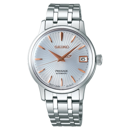 Presage Ladies Automatic 50M - Duffs Jewellers
