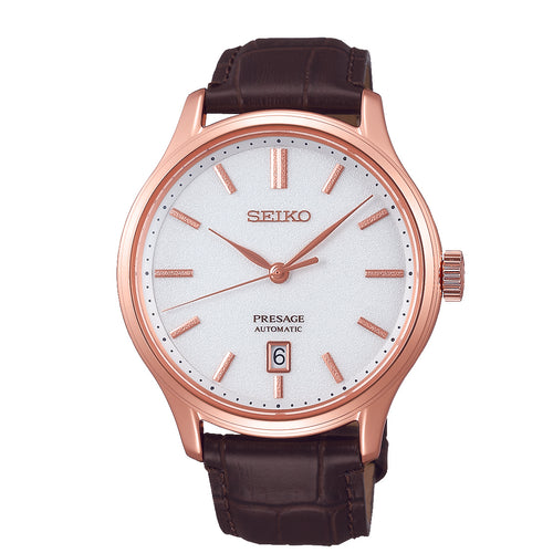 Gents Presage Automatic Dress Watch - Duffs Jewellers