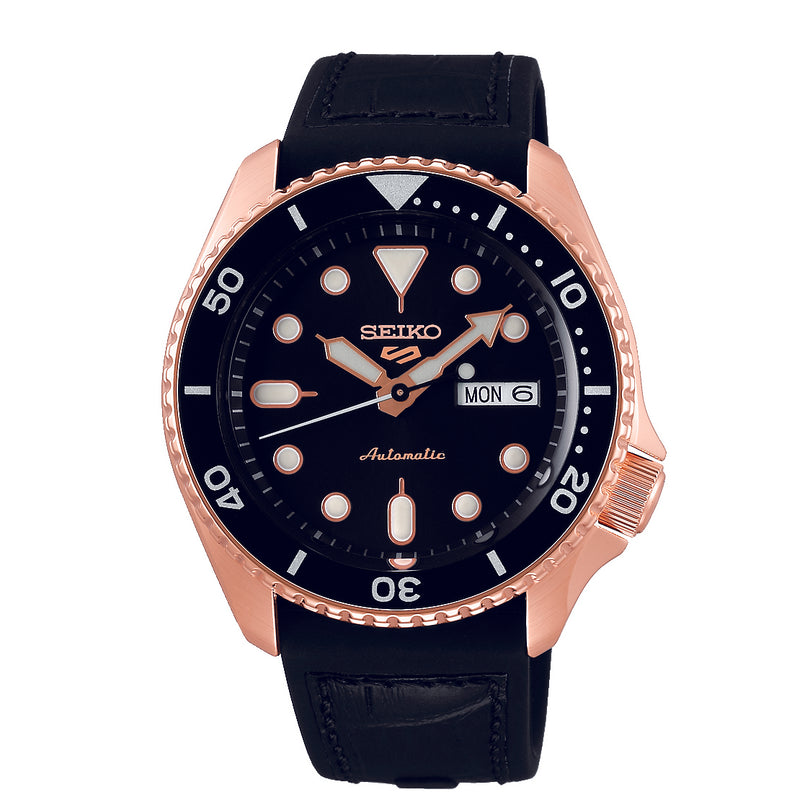 Seiko 5 Sports Gents Watch - Duffs Jewellers