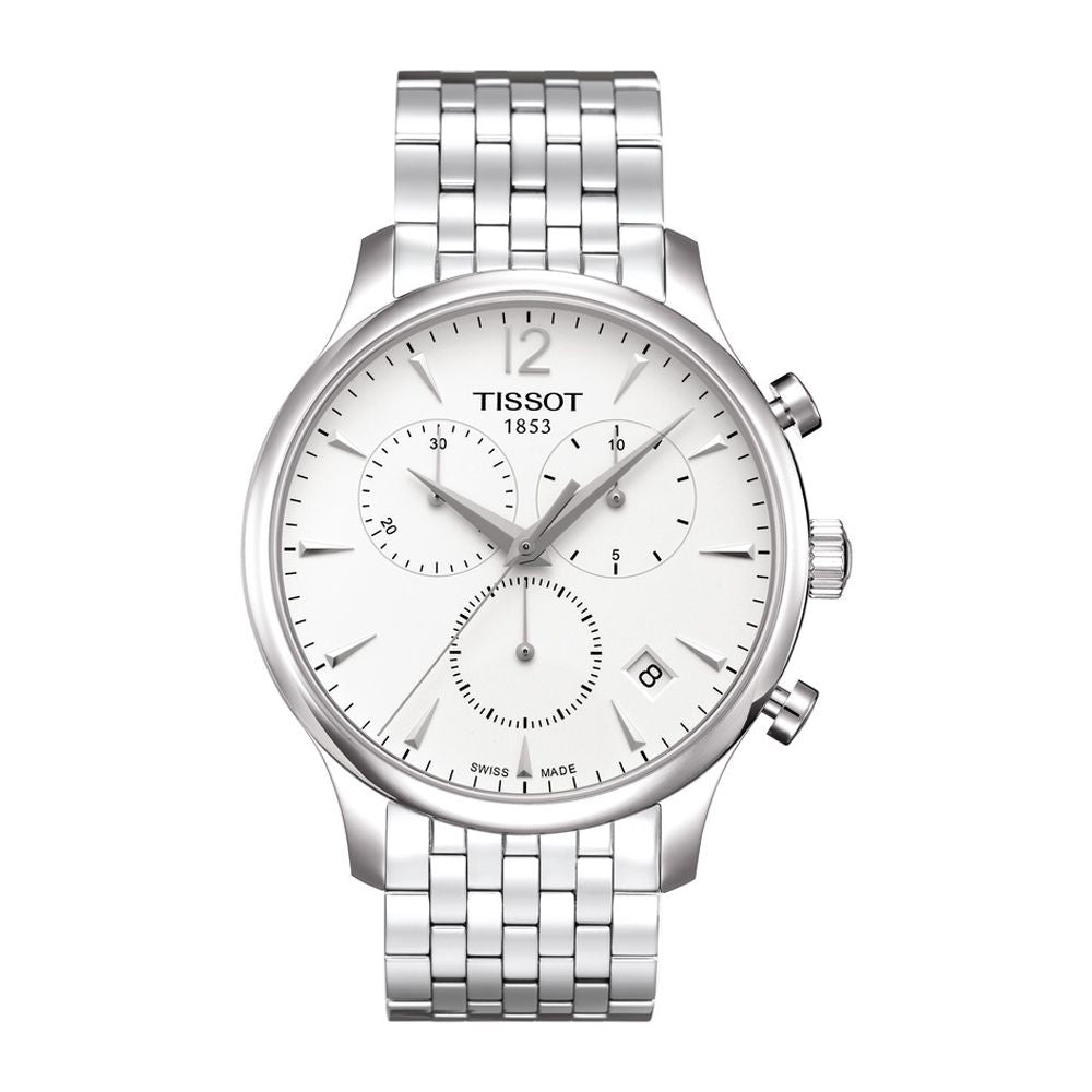 Tissot Tradition Chronograph - Duffs Jewellers