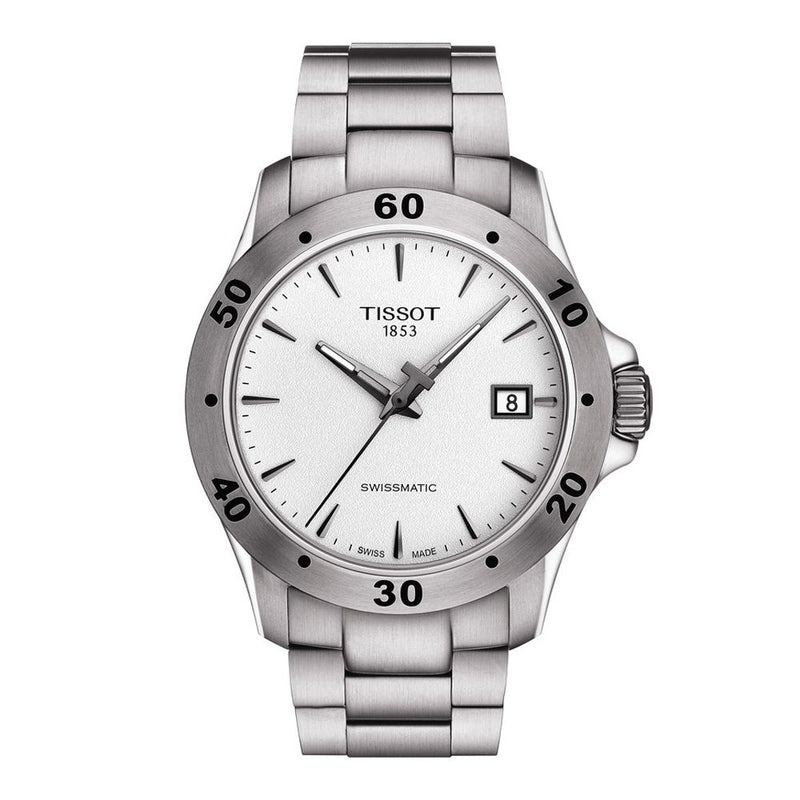 Tissot V8 Swissmatic - Duffs Jewellers