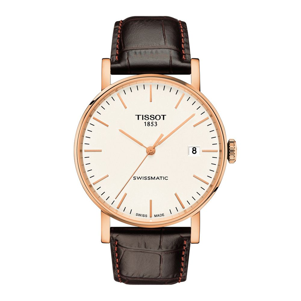 Tissot Everytime Swissmatic - Duffs Jewellers