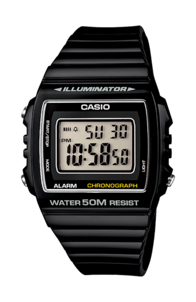 Casio Auto Illuminated Digital Watch W215H-1A
