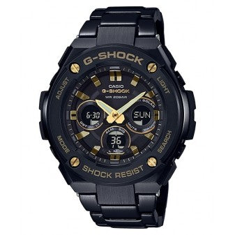 G-SHOCK G-STEEL ANALOGUE GSTS300BD-1A