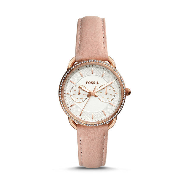 Fossil Tailor Nude Analogue Watch - Duffs Jewellers