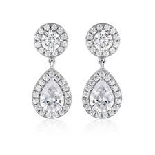 Georgini Mina Drop E/R - Duffs Jewellers