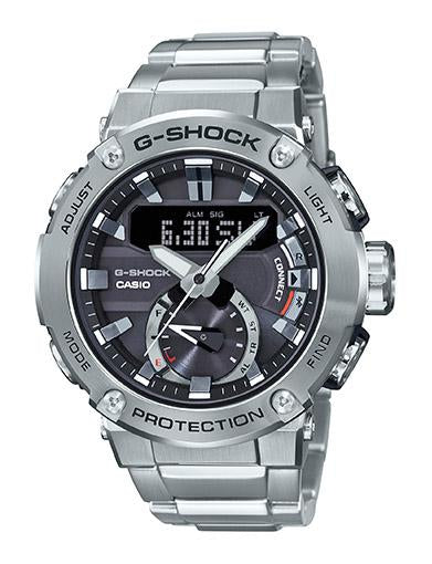 G-SHOCK G-STEEL CARBON CORE CONNECT GSTB200D-1A