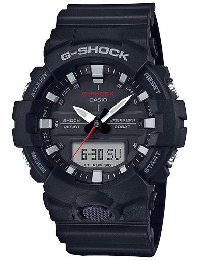 G-SHOCK DUO CHRONO GA800-1A
