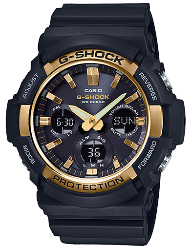 G-SHOCK DUO SOLAR GAS100G-1A