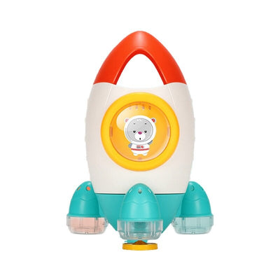 Baby Bath Rocket Toy