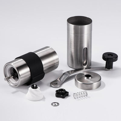 Mini Manual Ceramic Coffee Grinder Stainless Steel