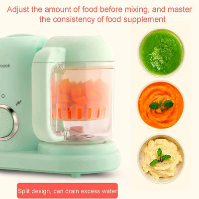Multifunction Baby Food Cooking Maker Steamer