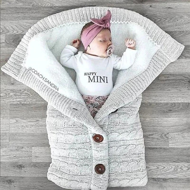 Blanket Wrap Newborn Sleeping Bag