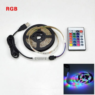 USB Flexible LED Strip Lamp