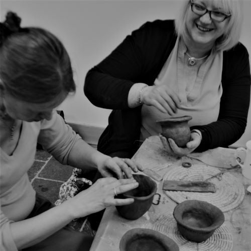 Iron Age Pottery Workshop - Saturday 23rd March 2019