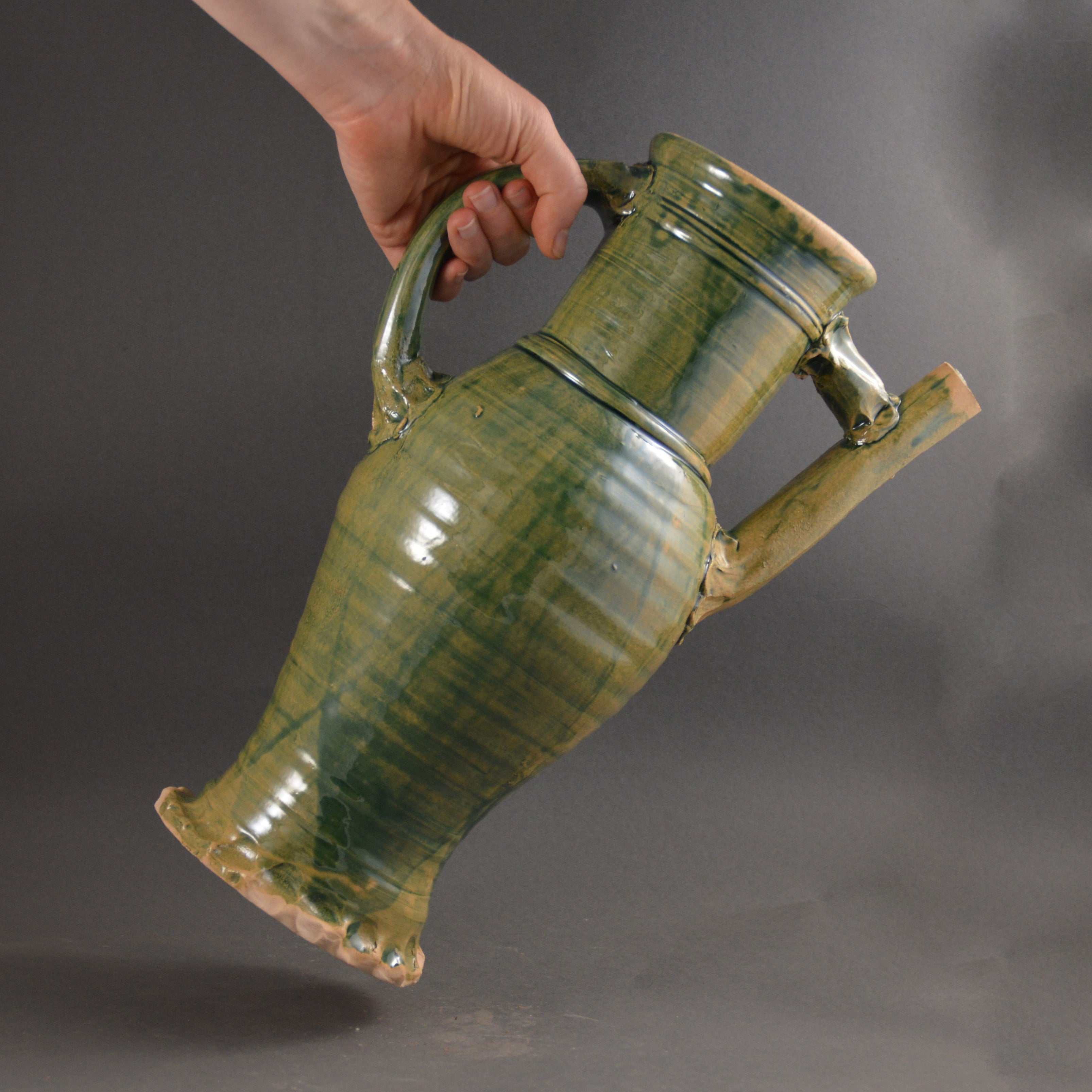 Medieval Spouted Jug