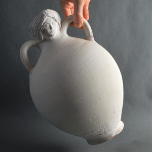 Roman Face Flagon, Corbridge