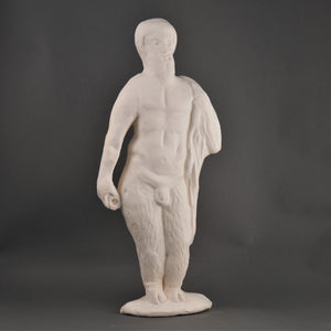 Greek Pan Statue / Roman Faunus