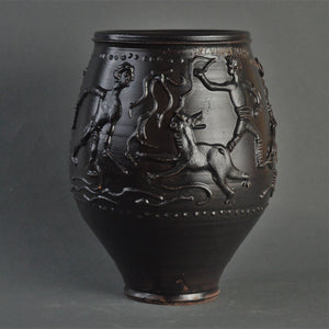 The Colchester Gladiator Vase / Cup