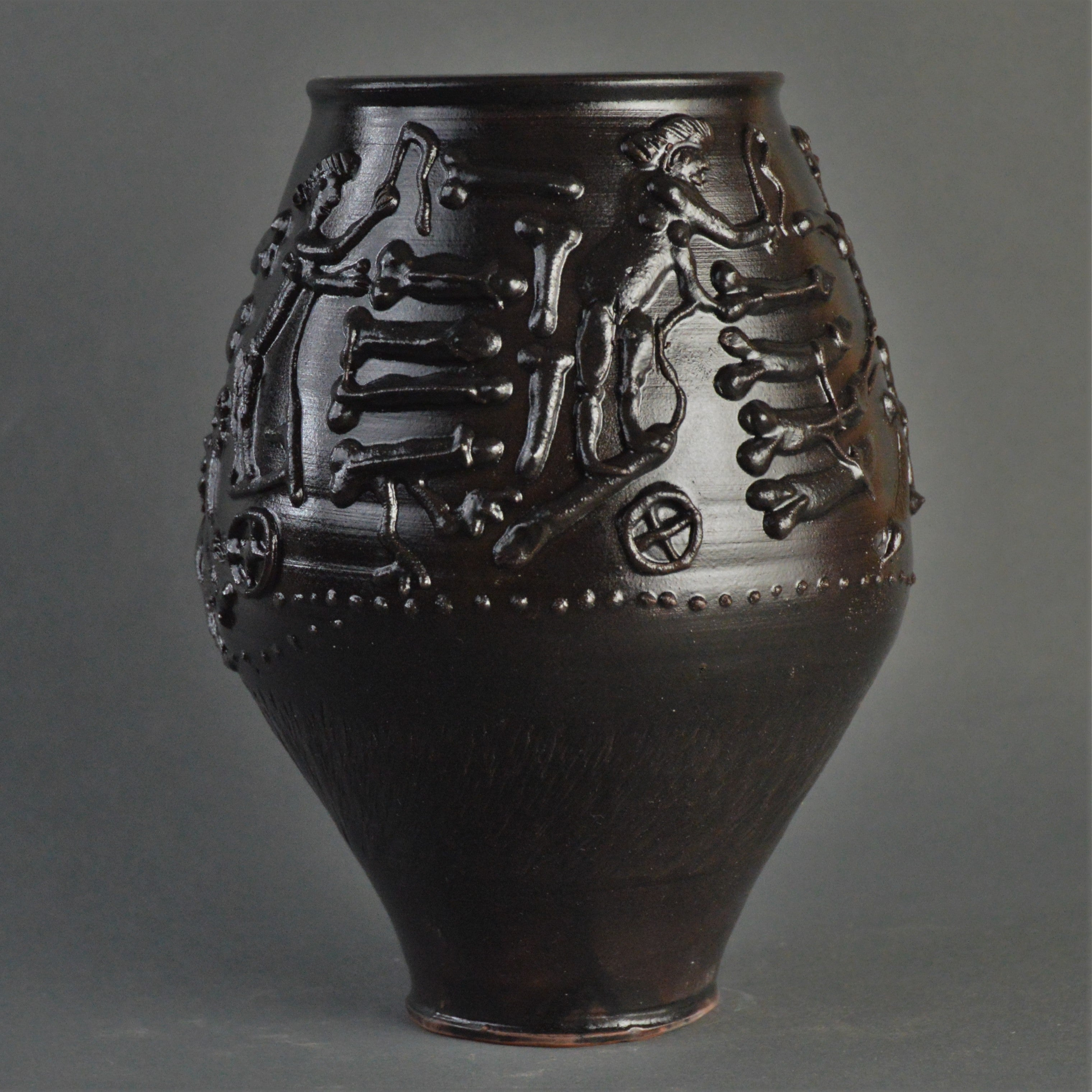 The Colchester Phallic Chariot Vase / Cup