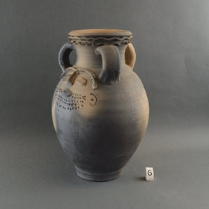 Vindolanda Head Pot 006A