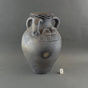 Vindolanda Head Pot 007A