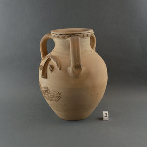 Vindolanda Head Pot 003A