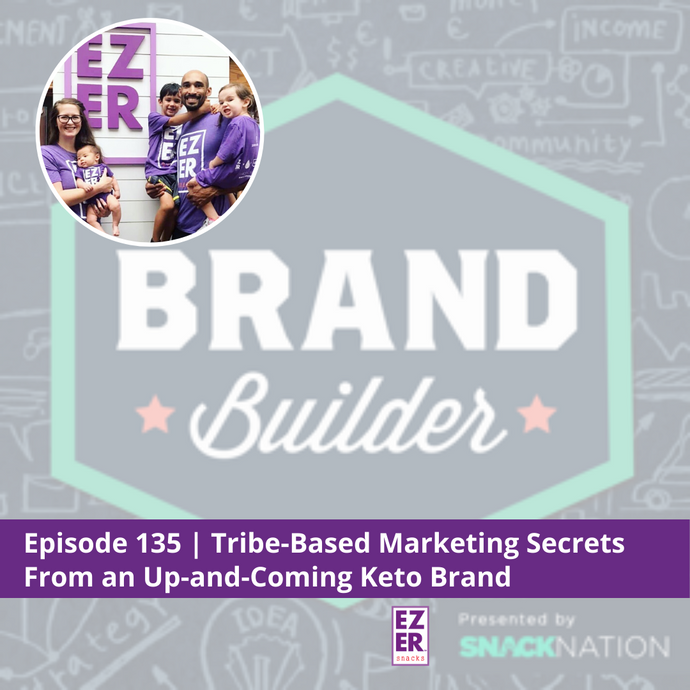 Brand Builder Podcast Interview