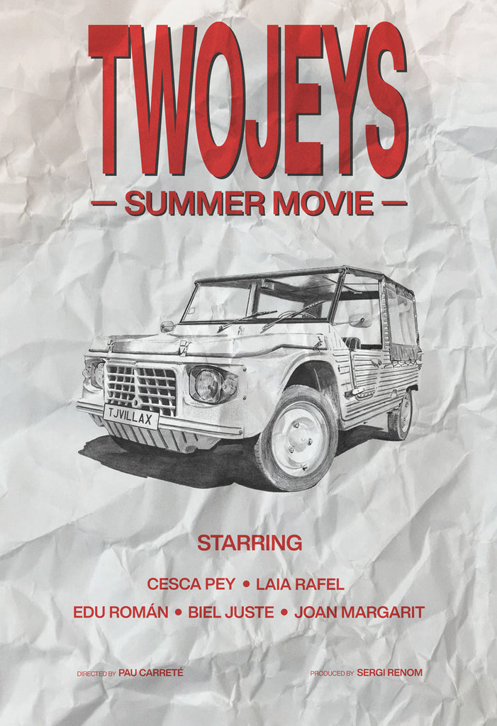 SUMMER MOVIE <br>RELEASED IN 2019