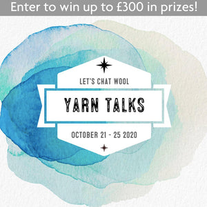 ENTER to Win Prizes with The Yarn Talks!