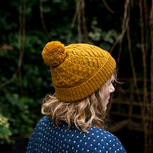 Amber Wheat Hat